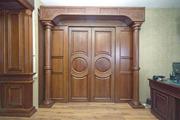 Деревянные двери высокого качества и надежности на заказ