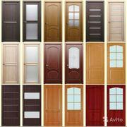 Продажа входных и межкомнатных дверей без посредников от 6 000 тг.
